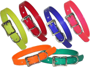 SunGlo Small Dog Collars 1/2""