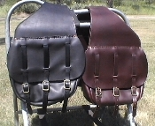 Large Saddle Bag