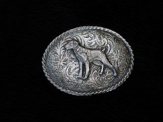 Brittany Pewter Buckle