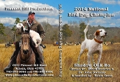 2014 National Champion Shadow Oak Bo DVD