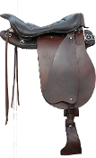 Tarpin Hill Trooper Saddle