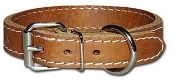 Leather Hunting Collar 1 inch