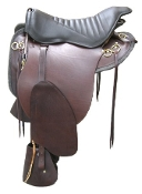 M & W Trooper Saddle