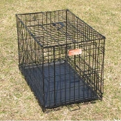 MidWest Metal Folding Dog Crate