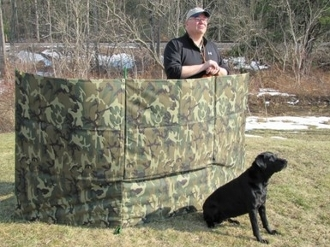 Retreiver Blind