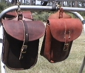 Medium or Long Saddle Bag
