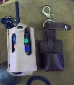 Leather Dogtra Holster