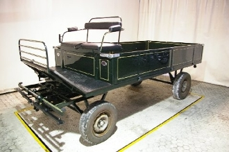 Farm and Yard Wagon