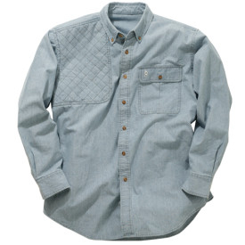Denim Shooting Shirt