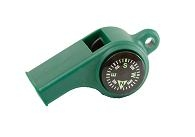 Mendota Products - Sportsman's Whistle with Compass & Temp Gauge
