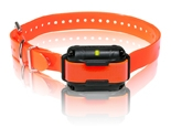 SureStim M Plus Receiver with ORANGE strap- 7000M, 7002M, M Plus